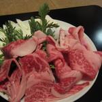 大和 - すき焼きの具¥1,480