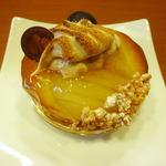 ビルゴ洋菓子店 - 洋梨のタルト