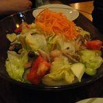 トリッパ - 旬の野菜を使ったサラダ