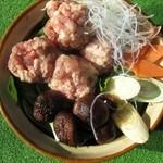 中華招福 - 野菜たっぷり肉団子鍋 980円