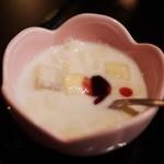 ロータスラウンジ - デザート(ランチI)