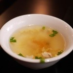 ロータスラウンジ - スープ(ランチI)