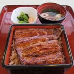 甚太 - 鰻重 竹(4800円)