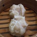 中国料理 桃仙 - Bセット(1,400円)の小点心