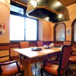 東京飯店 - 人気の椅子席個室