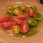 ヤサイ ホリ - トマト・とまと・TOMATOのサラダ