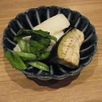 ヤサイ ホリ - 野菜のピクルス