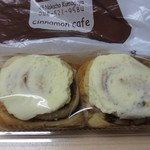 19688968 - 熊谷の喫茶店「シナモンカフェ」のシナモンロール 2個540円