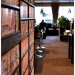鶴商文庫 - 店内には漫画本がずらっと・・・