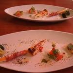 イル サッチアーレ - 前菜5種盛り