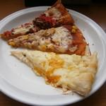 シェーキーズ - ランとタイムのピザ