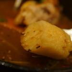 スープカリー ヒリヒリ2号 - マッシュ