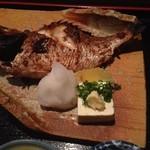 19691407 - 和歌山真鯛炭火焼 ¥900
