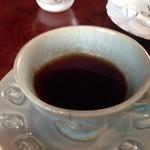 和風レストラン 麻希 - 日替わりセット食後コーヒー