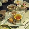 男鹿ホテル - 料理写真:男鹿ホテルの夕食です。