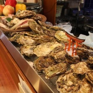 広島名物を堪能できるお店として、県内外のお客様に好評です。