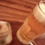 糸満屋 - ビール ¥450