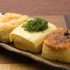 呑助 あげ屋 - 料理写真:栃尾揚げ三種盛り