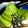 アボガドわさび豆腐