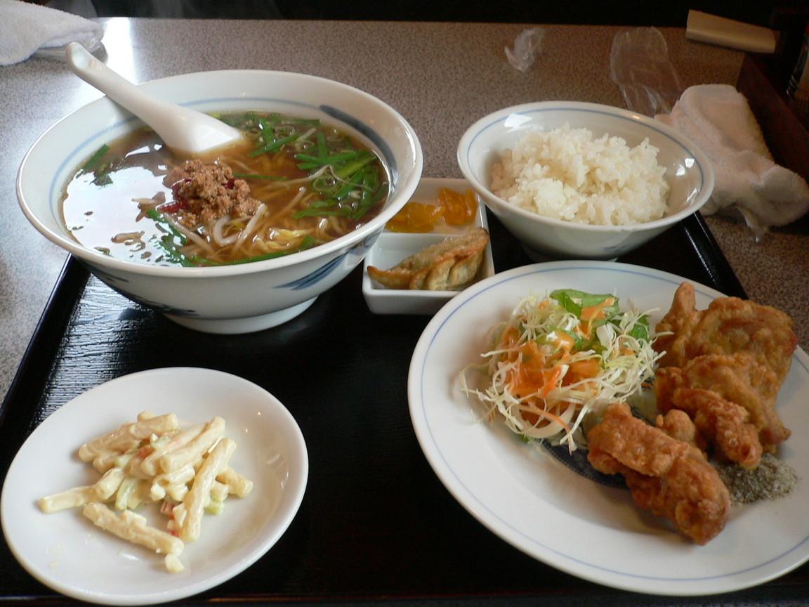横浜飯館 土田店