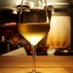 ワインちゃん 瓦・町・路・地 - 白ワイン(おまかせグラス)