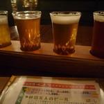プラッツ - あくらビール4種 お試しセット \900