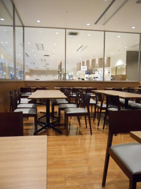 セントラル カフェ テラス - 店内