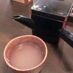 19704984 - 蕎麦湯