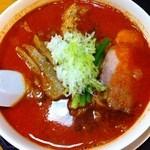 龍月館 - 新・盛岡坦々麺