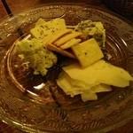 デコラ63 - チーズを盛り合わせたら!