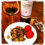 Sakayanakamura - 購入したワイン。【POUROUTOU2010】地鶏と共に。