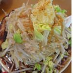麺人 しょう太郎丸 - 上からの図