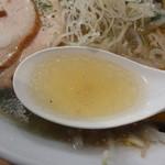 麺人 しょう太郎丸 - スープアップ
