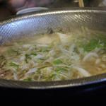 かごの屋 - しゃぶしゃぶ鍋野菜