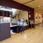 ドイトンコーヒーショップ - 店頭です。