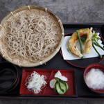 ゆっく里 - 料理写真:おろし蕎麦800円