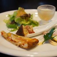 TANTO屋-前菜5種のプレート