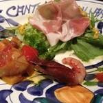 カンティーナ シチリアーナ - 前菜