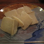 19716425 - 豆腐の味噌漬け
