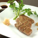 鉄板料理 八天 - 極上和牛ステーキはお好みの焼き加減に仕上げます。