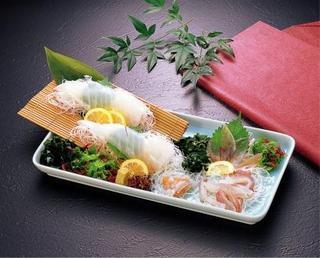じんぎすかん - 玄海直送の新鮮な旬魚を堪能出来ます。