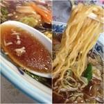 桃源 - スープ&麺