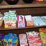 なおじ - 駄菓子コーナー