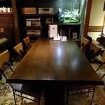 カフェ椿  - 夜のサロン2