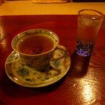 i-cafe 妙真寺 - オーガニック紅茶とお水