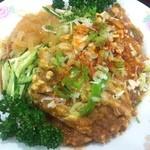 坦々麺や 昇龍天 - パイコー、クラゲ、きゅうり