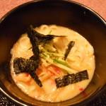 天丼やトップライト - 平麺