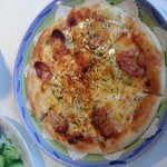 Cafe WEST - ミックスピザ