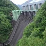 19726375 - 長安口ダムから20分くらい...