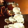 オールズ - 料理写真:【オススメ】シャンパンタワー最高の演出になりますよ★ぜひお試しください♪